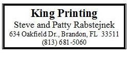 King Printing & Graphics